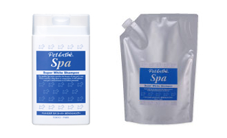 Pet Esthé Spa Super White Shampoo image